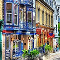 Colors Of Quebec 15 by Mel Steinhauer