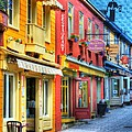 Colors Of Quebec 20 by Mel Steinhauer