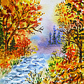 Colors Of Russia Autumn  by Irina Sztukowski