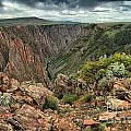 Colors Of The Black Canyon by Adam Jewell