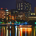 Colors On The Charles by Joann Vitali