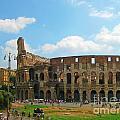 Colosseum by John Malone
