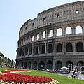 Colosseum by Milena Boeva