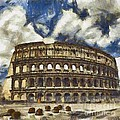 Colosseum by Sophie McAulay