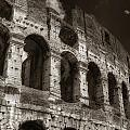 Colosseum Wall by Michael Kirk