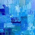 Colour Blue 2 by Judi Goodwin