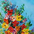 Colour Of Spring by Teresa Wegrzyn