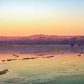Colourful Dead Sea by Mark Perelmuter