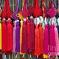 Colourful Souvenirs In China by Jacek Malipan