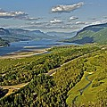 Columbia Gorge by SC Heffner