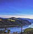 Columbia River Gorge by Nancy Marie Ricketts