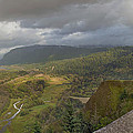 Columbia River Gorge View From Crown Point by Jit Lim