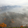 Columbia River Hidden by Mike  Dawson