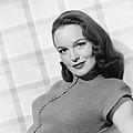 Columbia Starlet Dorothy Hart, Ca. 1947 by Everett