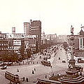Columbus Circle New York 1907 by Unknown