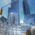 New York - Columbus Circle - Time Warner Center by Marianna Mills
