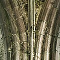 Column Art - Rock Of Cashel by Nadalyn Larsen