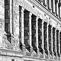 Columnar Facade by Brian Sereda