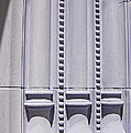 Columns In Sunshine And Shadow by Barbara McDevitt