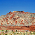 Comb Ridge Utah Near Mexican Hat by Christine Till