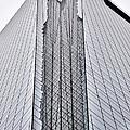 Comcast Center Corner -  Philadelphia  by Bill Cannon