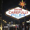 Come Back Soon Las Vegas  by Mike McGlothlen