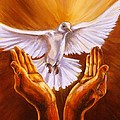 Come Holy Spirit by Carole Powell