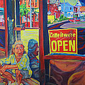 Come In We're Open by Claudette Losier