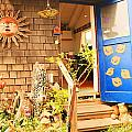 Come On In To A Mendocino Art Studio by Kris Hiemstra