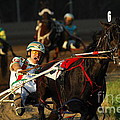 Horse Racing Come On Number 6 by Bob Christopher