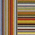 Comfortable Stripes Lx by Michelle Calkins