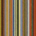 Comfortable Stripes V by Michelle Calkins