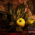 Comfy Apples by Randi Grace Nilsberg