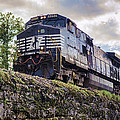Coming Down The Tracks by Heather Applegate
