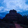 Coming Storm Bell Rock by Tamara Kulish