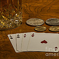 Coming Up Aces by Dale Powell