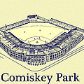 Comiskey Park 1910 by Bill Cannon