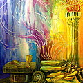 Communion Table by Genie Morgan