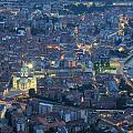 Como City Dusk by Jeremy Voisey