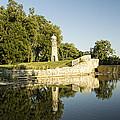 Como Lake Park by Jim Lepard