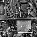 Comox Logging Engine No.11 by R J Ruppenthal