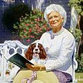 Companions In The Garden by Candace Lovely