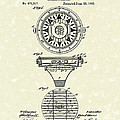 Compass 1892 Patent Art by Prior Art Design