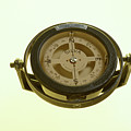 Compass by Steve Percival/science Photo Library