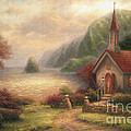 Compassion Chapel by Chuck Pinson