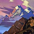 Compassion by Nicholas Roerich