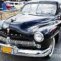 Complete 1949 Mercury Classic Car In Color 3197.02 by M K Miller