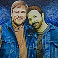 Complete_portrait Of Craig And Ron by Ron Richard Baviello