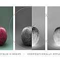 Compositionally Apples by Natalie Kinnear