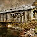 Comstock Bridge 2012 by Deborah Benoit